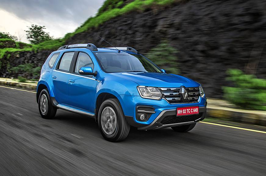 2019 Renault Duster facelift review, test drive