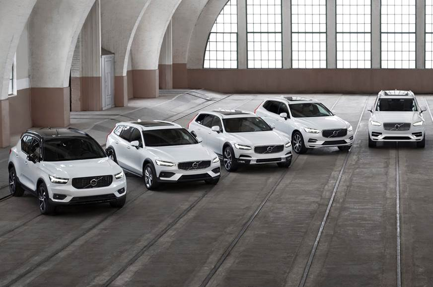 Volvo cements India's position as a key luxury market