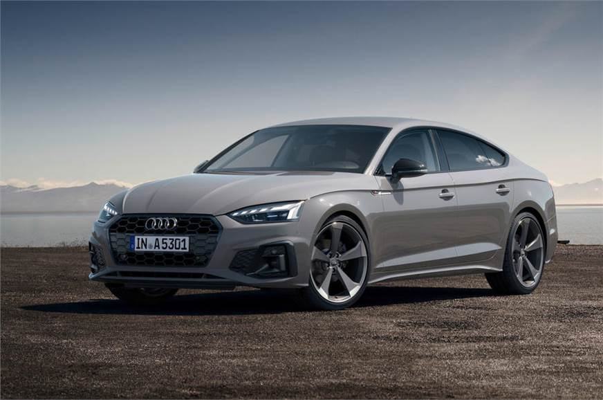 New Audi A5 facelift revealed