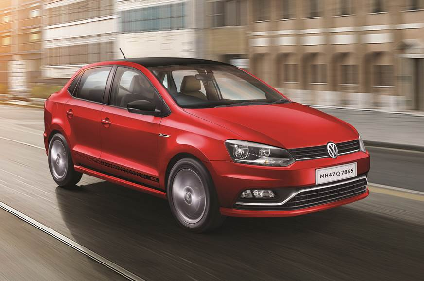 Volkswagen Ameo GT Line launched at Rs 9.99 lakh