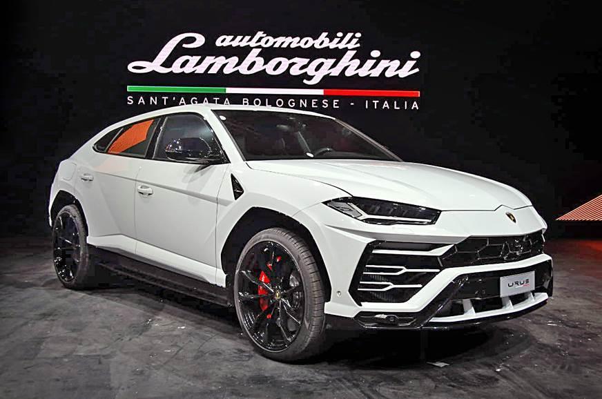 Lamborghini delivers 50th Urus in India