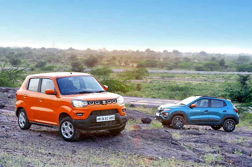 Maruti S-Presso vs Renault Kwid comparison