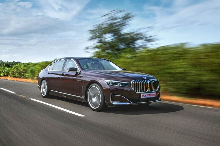 2019 BMW 745Le xDrive PHEV review, test drive