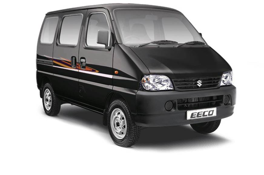BS6 Maruti Suzuki Eeco launched at Rs 3.81 lakh