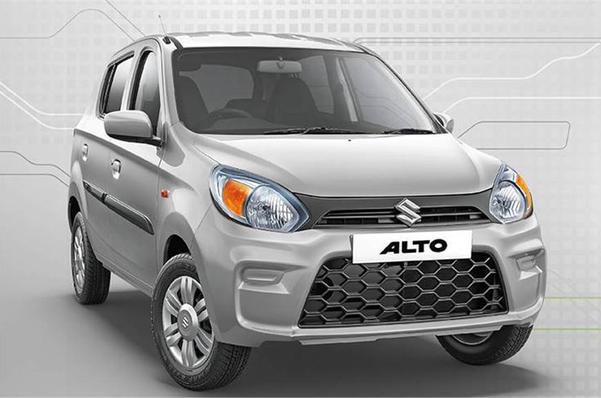 Maruti Suzuki Alto BS6 CNG launched at Rs 4.33 lakh