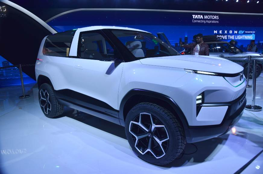 Best concept cars at Auto Expo 2020