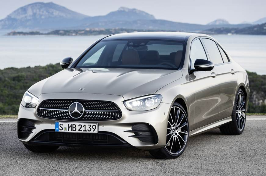 Mercedes-Benz E-class facelift revealed with new engines and tech