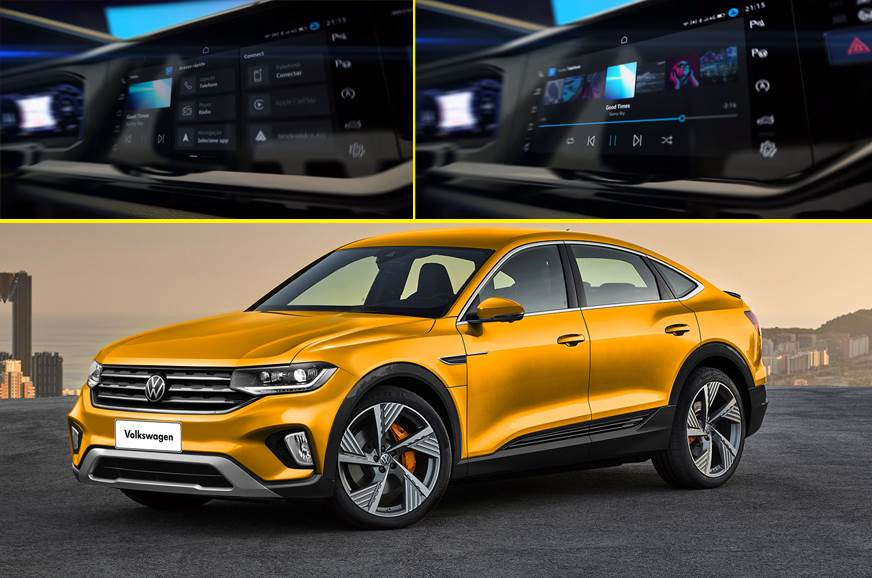India-bound VW Taigun could come with Play infotainment system