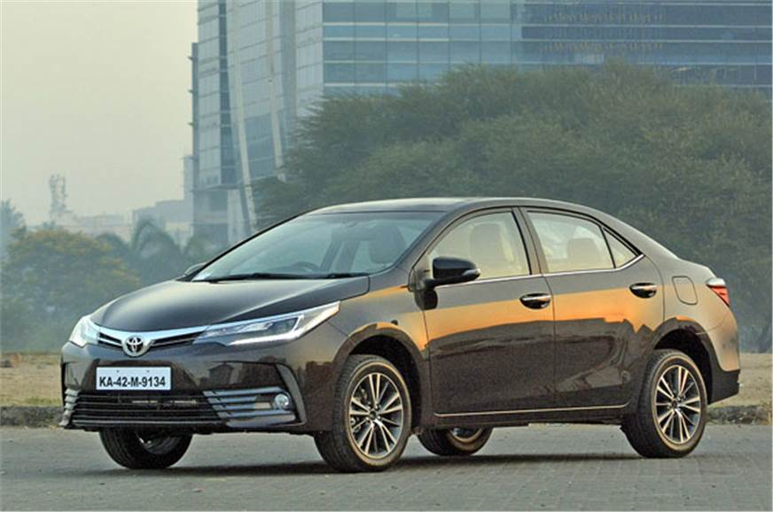 Toyota Corolla and Etios range bow out