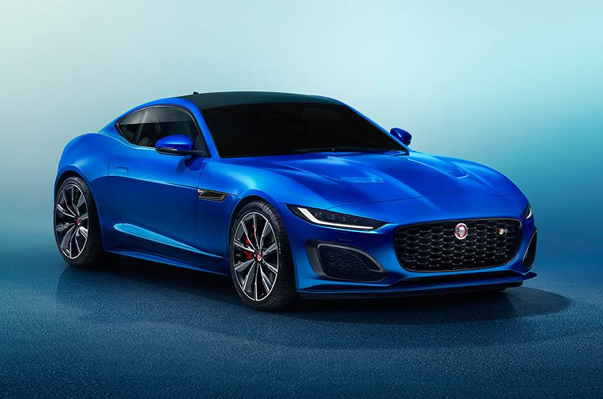 Jaguar F-Type facelift priced from Rs 95.12 lakh