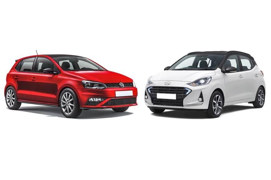 VW Polo TSI vs Hyundai Grand i10 Nios Turbo: Price, specifications comparison