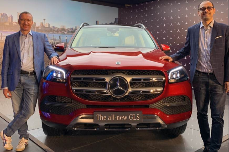 2020 Mercedes-Benz GLS launched at Rs 99.90 lakh