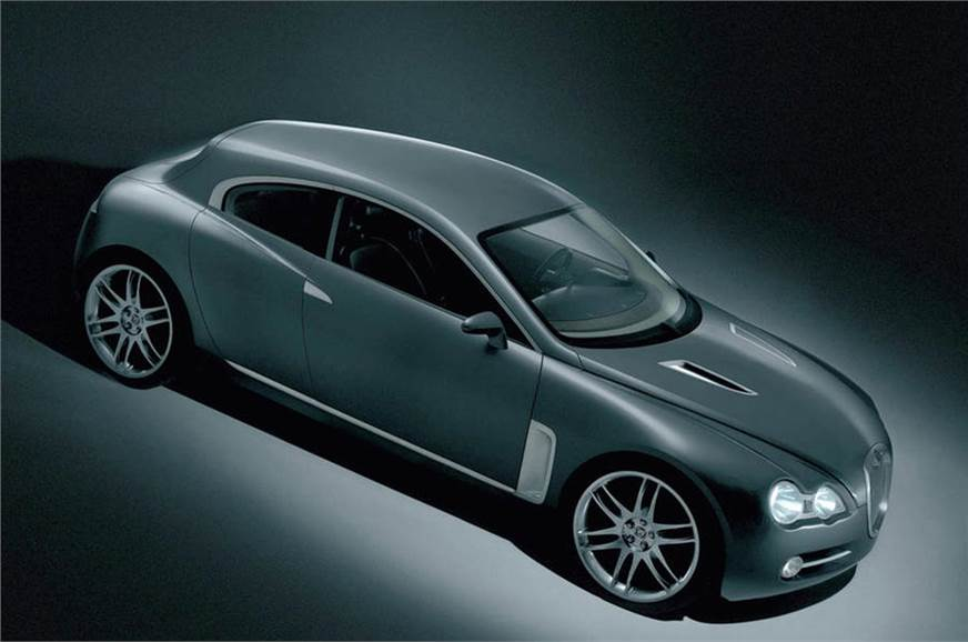 Jaguar evaluating XE, XF replacements