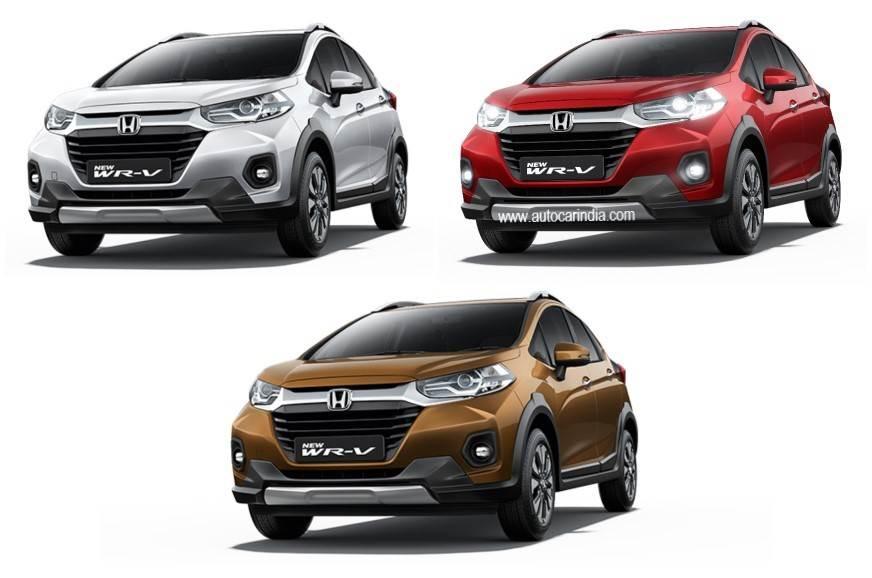 2020 Honda WR-V facelift price, variants explained