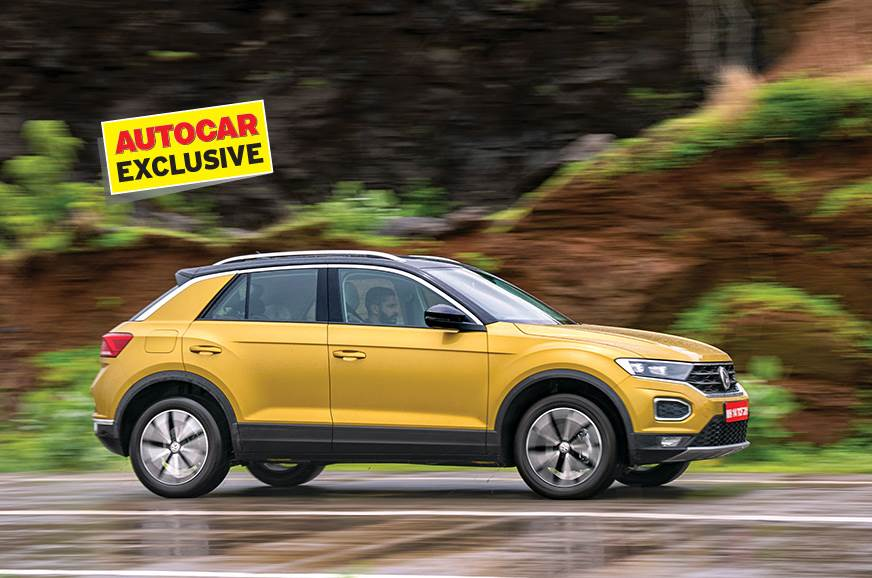 2020 Volkswagen T-Roc review, test drive