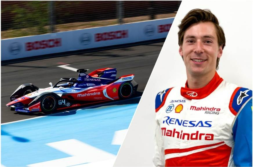 Interview: Mahindra Racing's Alex Lynn on his Formula E return