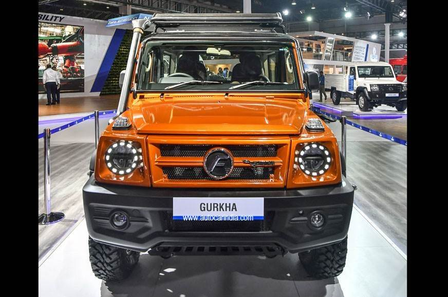 All-new Force Gurkha to launch before Diwali 2020