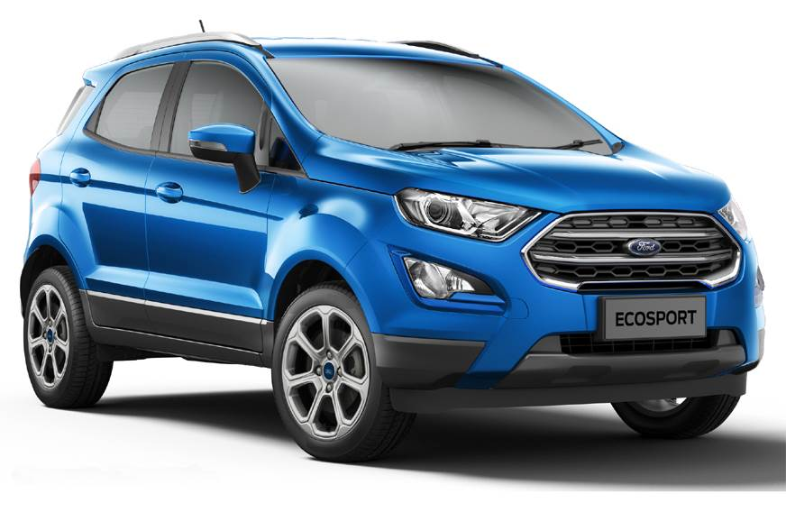 Ford EcoSport Titanium auto launched at Rs 10.67 lakh