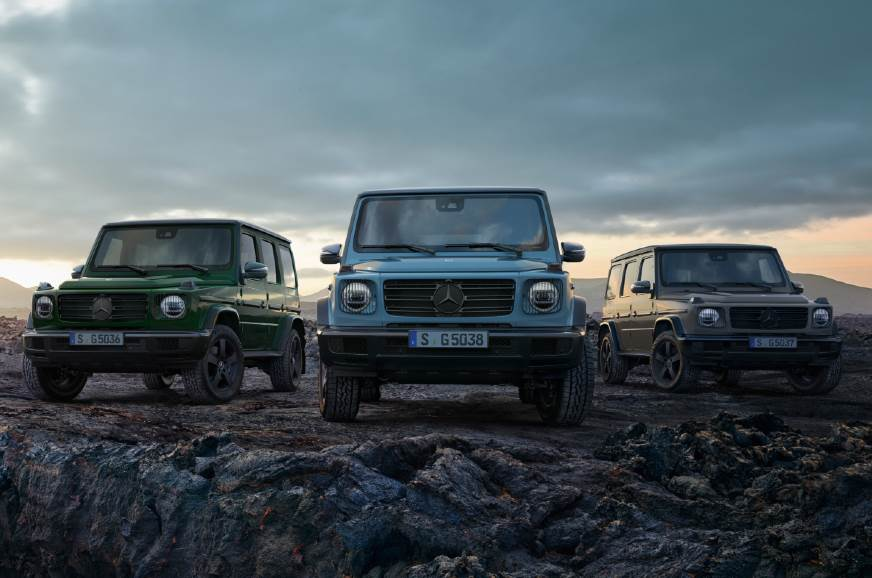 2020 Mercedes-Benz G-class gets updated for Europe