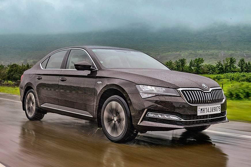 2020 Skoda Superb facelift review, test drive