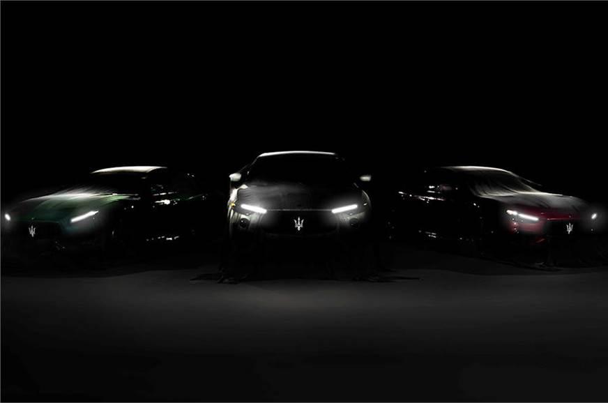 Maserati Ghibli Trofeo, Quattroporte Trofeo previewed