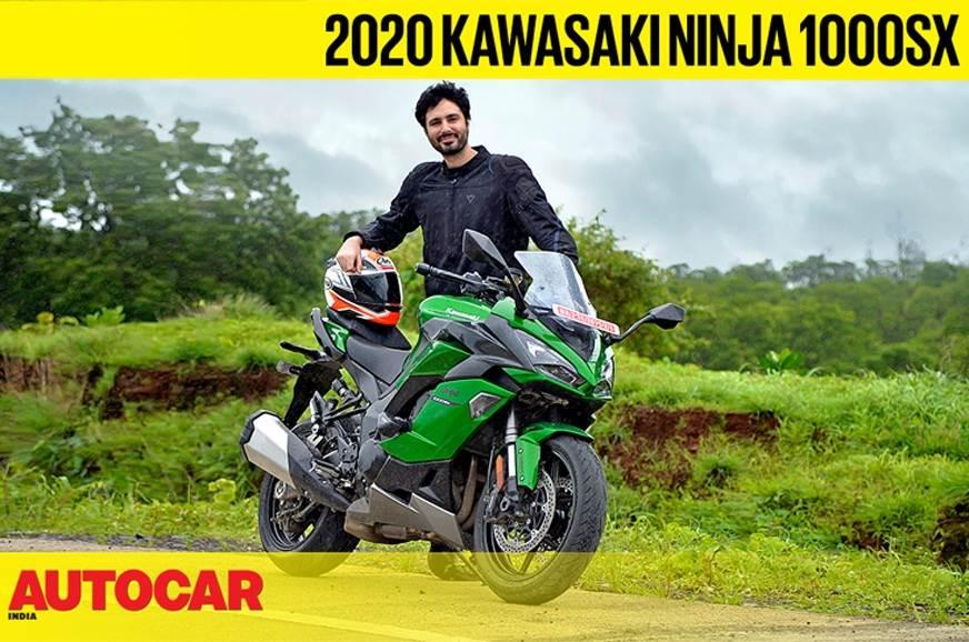 2020 Kawasaki Ninja SX 1000 video review