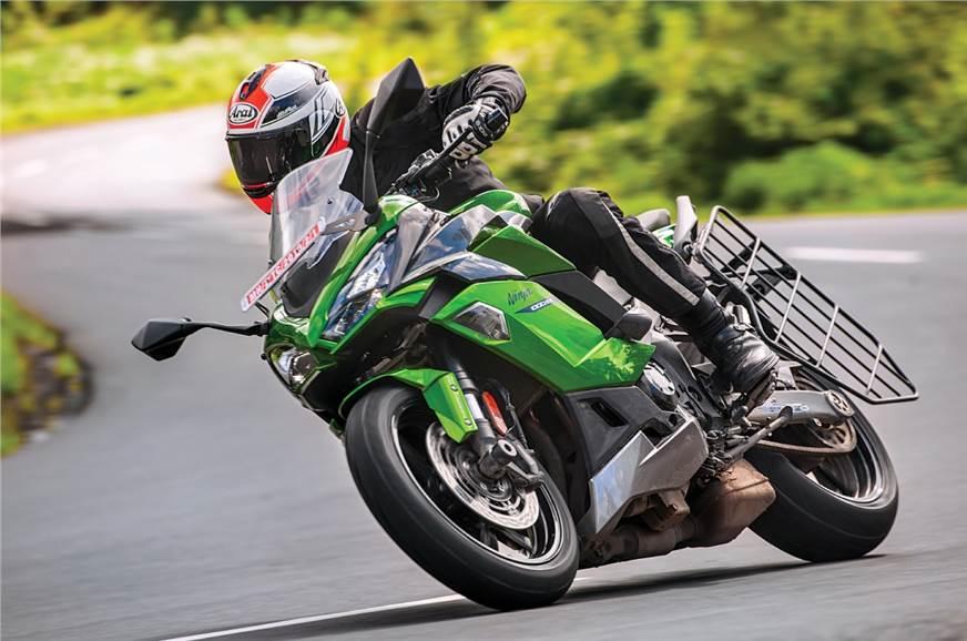 2020 Kawasaki Ninja 1000SX review, test ride