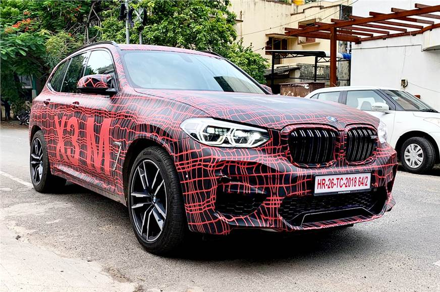 BMW X3 M India launch in end-August