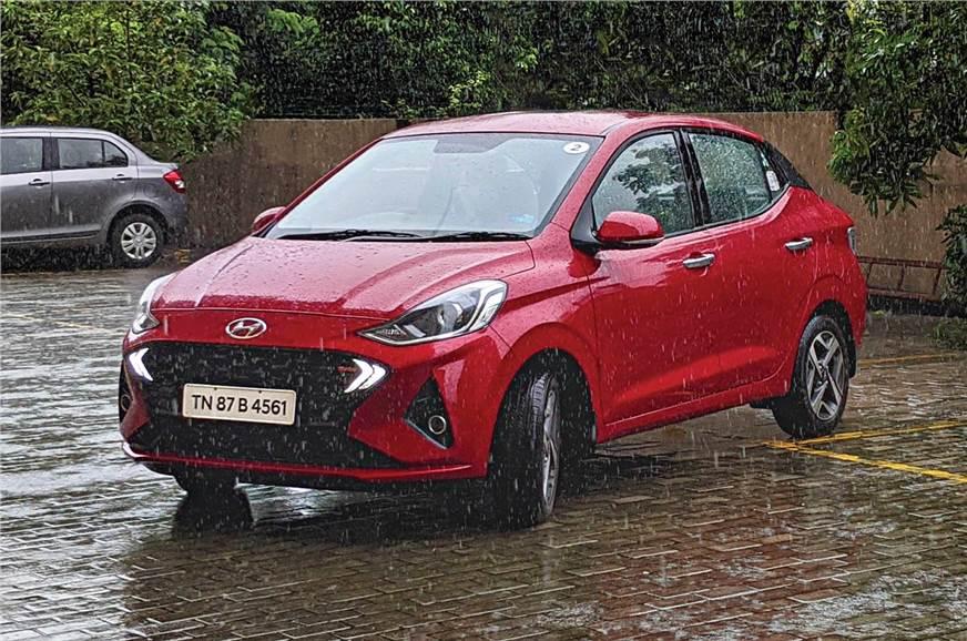 Hyundai Aura long term review, second report