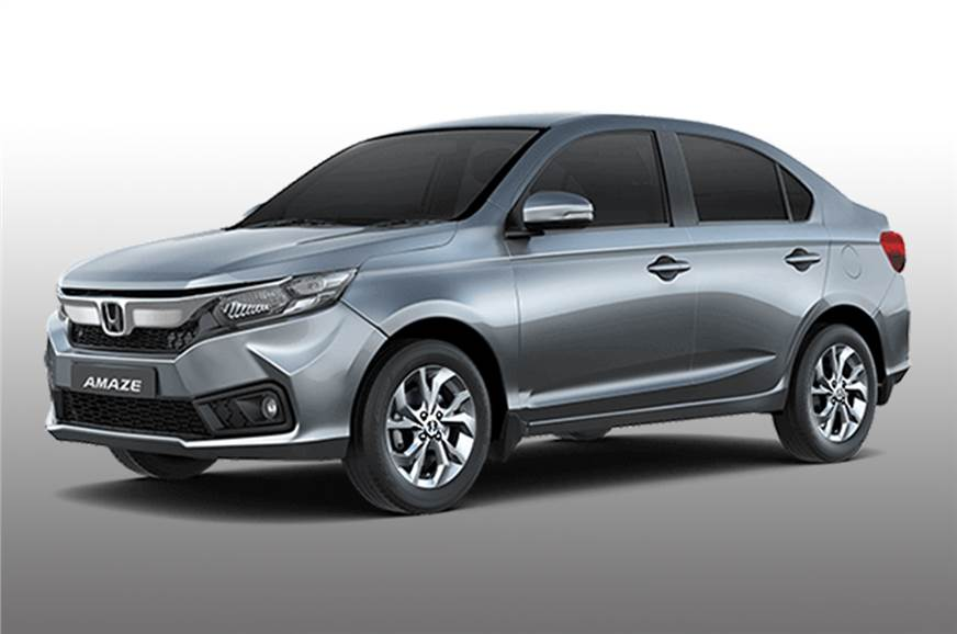 Honda Amaze crosses 4 lakh sales milestone