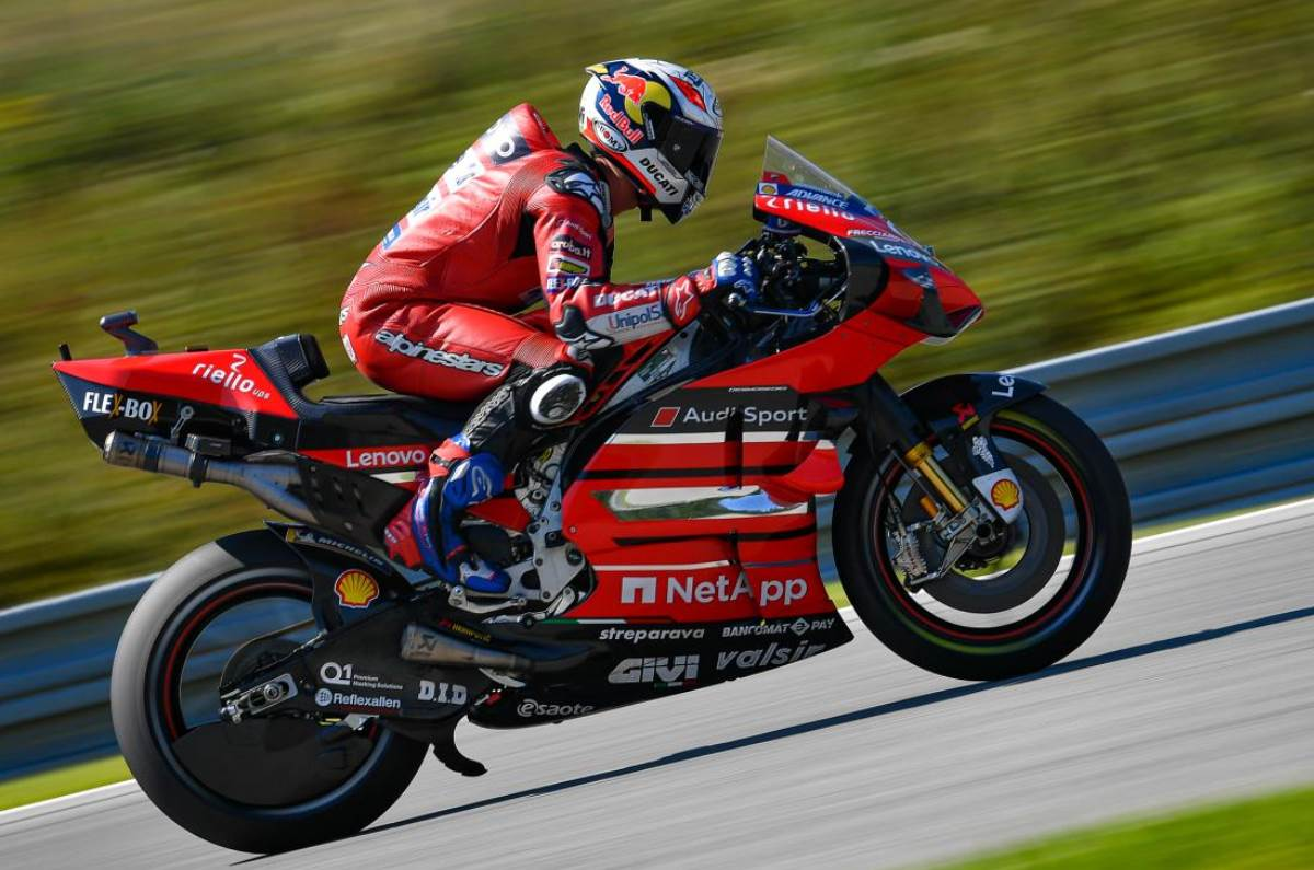 Dovizioso to leave Ducati at the end of 2020 MotoGP season