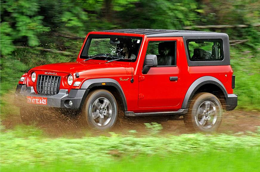 2020 Mahindra Thar review, test drive