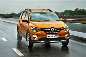 2020 Renault Triber AMT review, test drive
