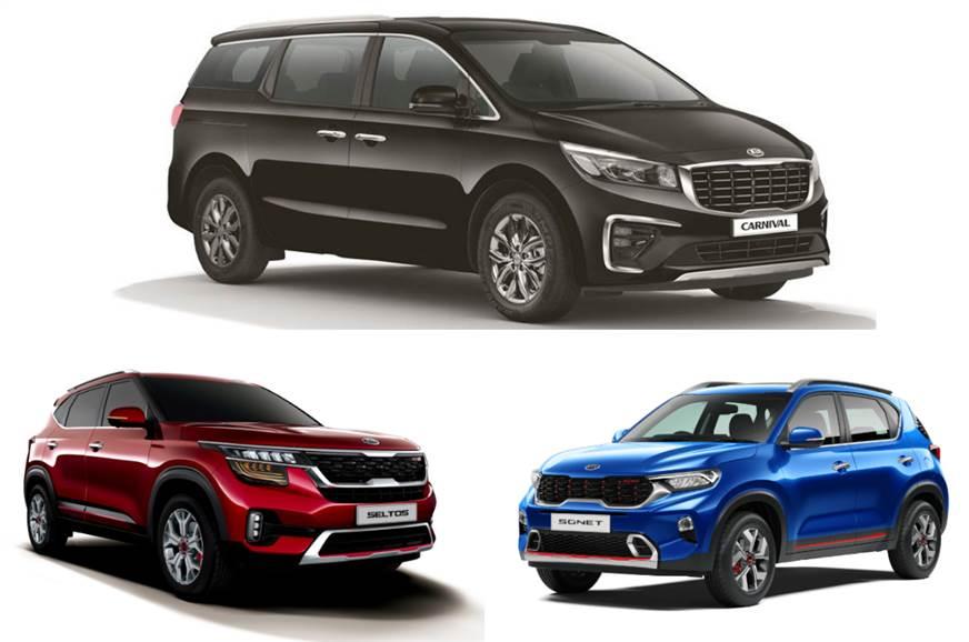 Kia India to focus on SUVs, MPVs; no plans for hatchbacks, sedans