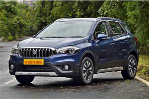 2020 Maruti Suzuki S-Cross petrol review, test drive