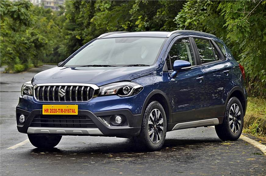 2020 Maruti Suzuki S-Cross petrol review, test drive
