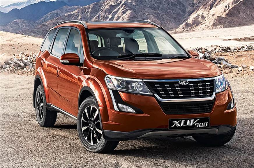 Mahindra XUV500 BS6 diesel-automatic priced from Rs 15.65 lakh