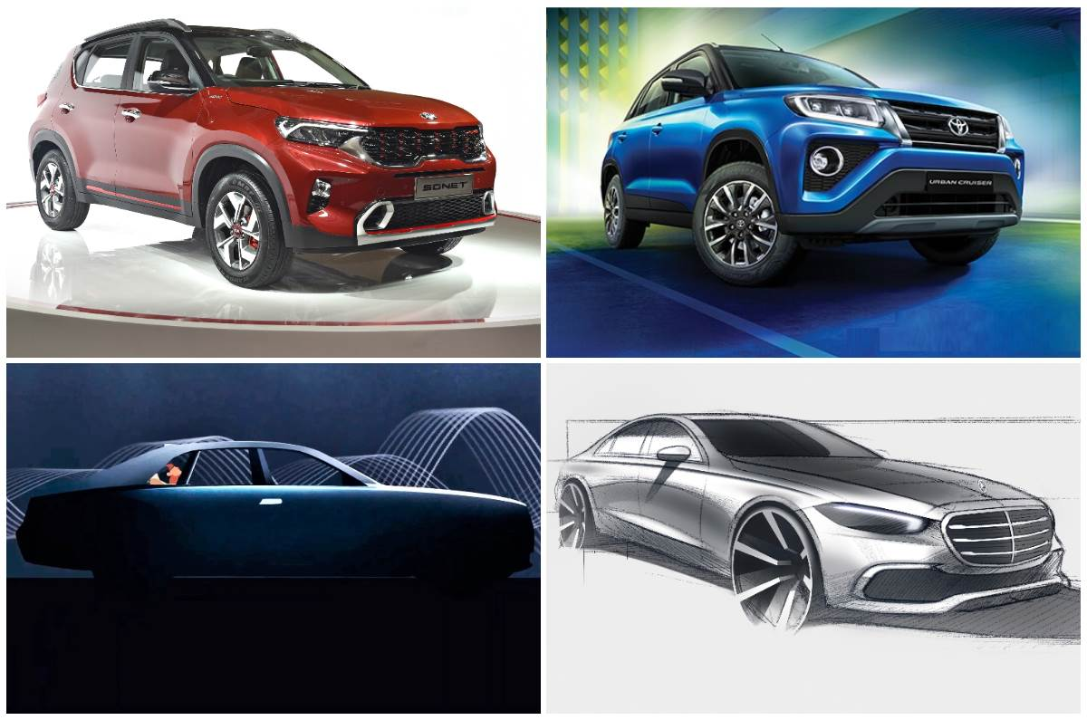 New car unveils and launches in September 2020
