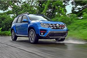 2020 Renault Duster Turbo CVT review, test drive