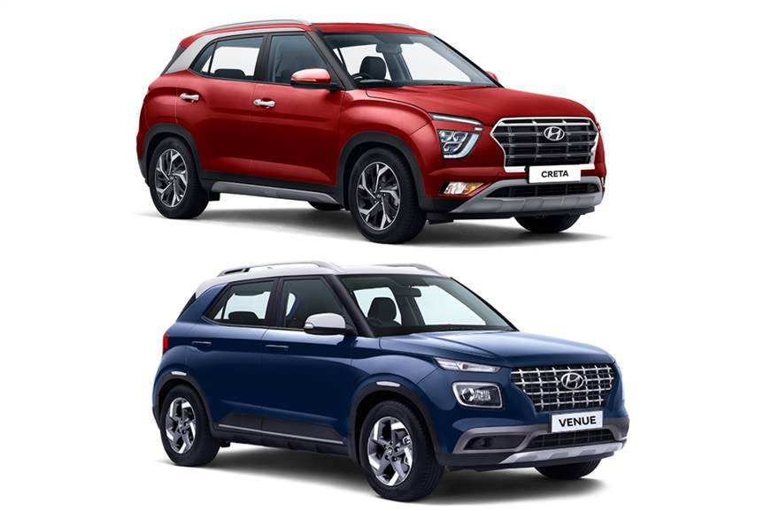 Hyundai increases lead in SUV segment post lockdown