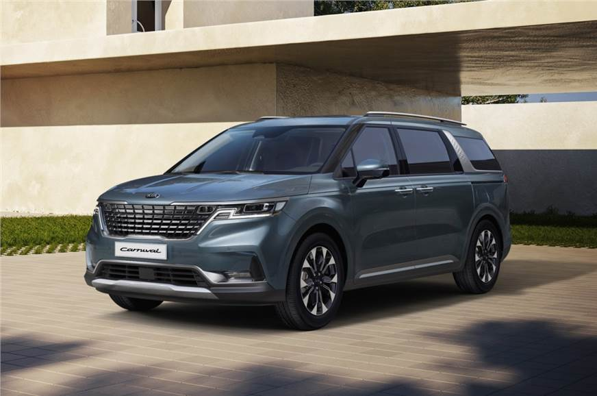 Next-gen Kia Carnival India launch not on the cards for now