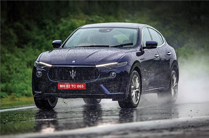 Maserati Levante S India review, test drive
