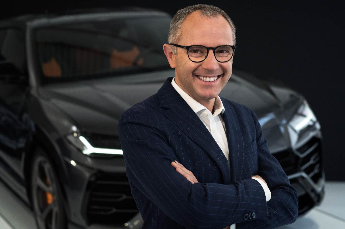 Confirmed: Lamborghini boss Domenicali to be new F1 CEO
