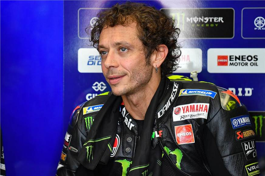 MotoGP: Rossi confirmed to join Petronas Yamaha SRT for 2021