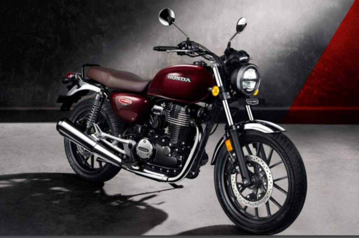 Honda H'ness CB350 launched at Rs 1.9 lakh