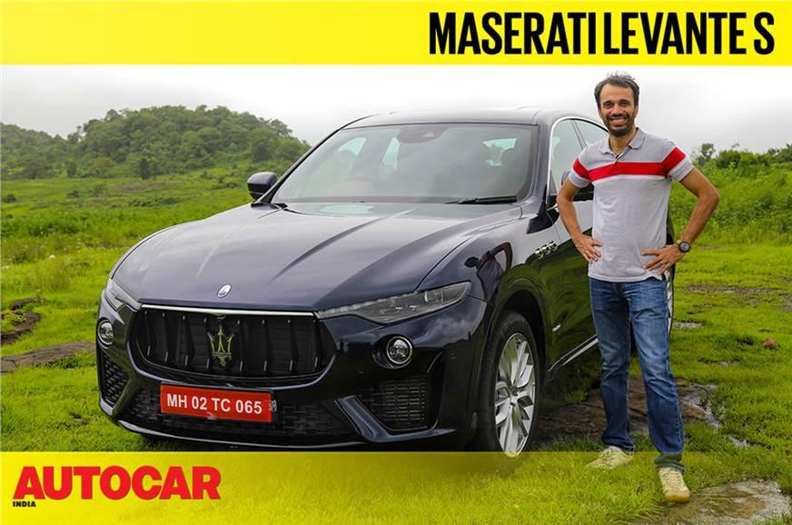Maserati Levante S video review