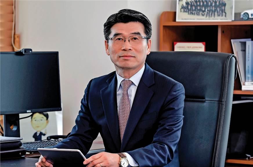 Interview: Ho Sung Song, President, Kia Motors Corporation