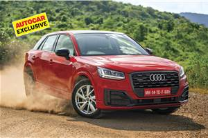 Audi Q2 India review, test drive