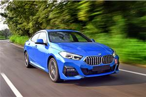 BMW 2 Series Gran Coupe review, test drive