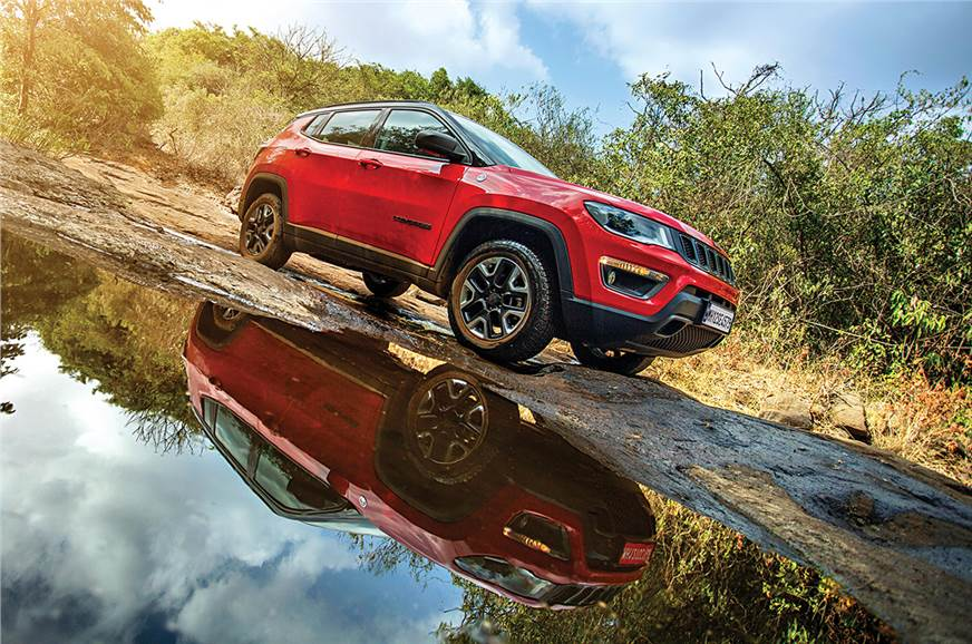 Jeep Compass Trailhawk long term review, final report